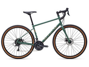 Marin Four Corners (2021), male frame, frame sizes xs - xl; colour: Gloss Green
