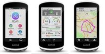 GPS navigation device by Garmin Edge 1030